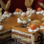 Suedseetraum Mango-Kokos-Torte
